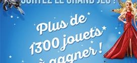 Sortez le Grand Jeu Cora : 1342 jouets à gagner pour Noël