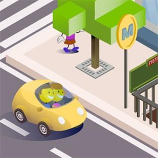 LESS en beta test : Gagnez de l'argent en roulant !