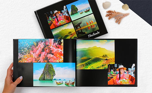 Livre photo Prestige sur Photoweb à 0€