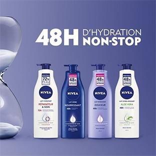 Test Nivea : 200 laits hydratants 48h gratuits
