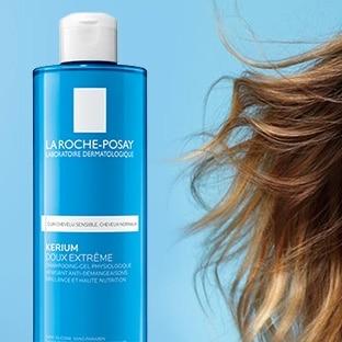 Test La Roche-Posay : 500 shampoings Kerium gratuits