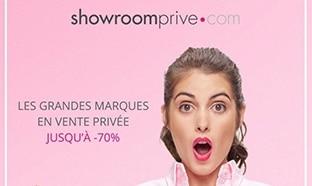 Test Aufeminin : 2000 bons d'achat Showroomprivé de 10€