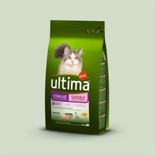 Test de croquettes Ultima Chat Stérilisé : 100 sacs gratuits