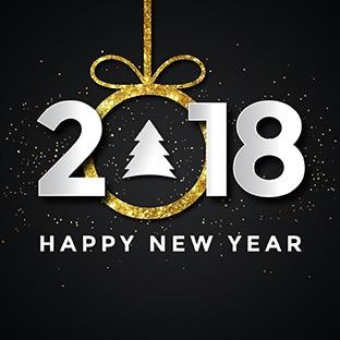 EchantillonsClub vous présente ses meilleurs vœux pour 2018