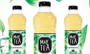 Test CVous : 100 bouteilles de MayTea à la menthe gratuites