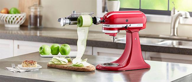 remportez un robot KitchenAid avec le jeu Version Femina