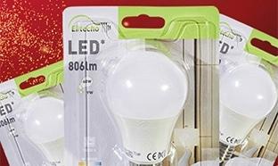 Carrefour : 10 ampoules LED pour 1€ au lieu de 30€