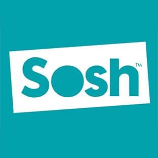 Code promo Sosh Orange : Forfait 50Go à 9,99€ par mois