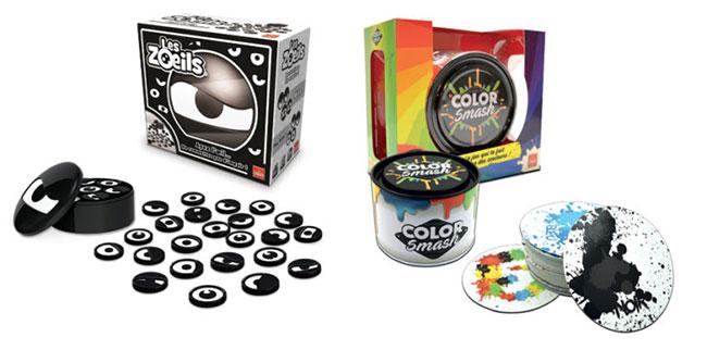 Offre de remboursement jeux Color Smash et Les Zoeils