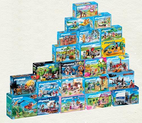 Grand gagnant Playmobil
