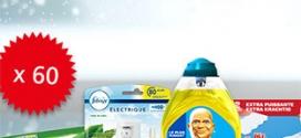 Jeu Envie de Plus : 60 lots de produits ménagers à gagner