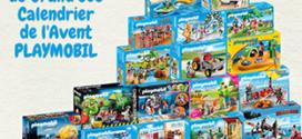Jeu Gulli Calendrier de l'Avent : 169 lots Playmobil à gagner