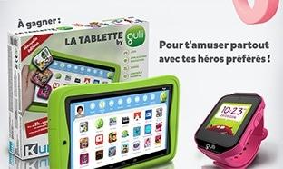 Jeu Gulli : 30 produits tactiles pour enfants à gagner