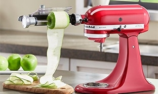 Jeu Femina : 3 robots pâtissier KitchenAid à gagner