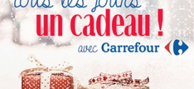 Jeu Calendrier de l'Avent Parents / Carrefour : 87 lots à gagner