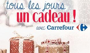 Jeu Calendrier de l'Avent Parents / Carrefour