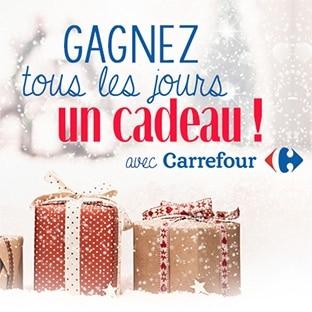 Jeu Calendrier de l'Avent Parents / Carrefour : 87 lots à gagner