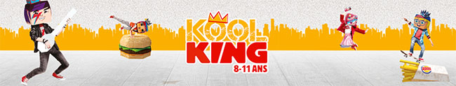 Bon plan Bande2kings BundleKey avec le menu Kool King