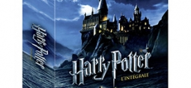 L'intégrale Harry Potter pas chère (20€ en Blu-ray / 17€ en DVD)
