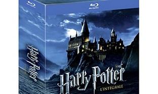 L'intégrale Harry Potter pas chère (11,5€ en DVD / 15€ Blu-ray)