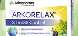 Test TRND : 700 boîtes d'Arkorelax Stress Control gratuites