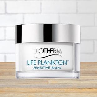 Test Biotherm : 75 soins Life Plankton Sensitive Balm gratuits
