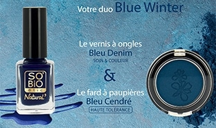 Test maquillage SO'BiO étic : 50 duos gratuits (fard + vernis)