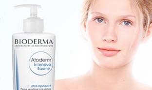Échantillon gratuit Bioderma : Soin Atoderm Intensive Baume