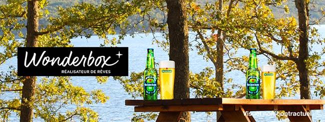 remportez un week-end et une dégustation de Heineken 0.0