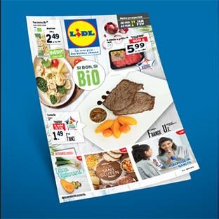 Catalogue Lidl de la semaine en ligne : Promos janvier 2021