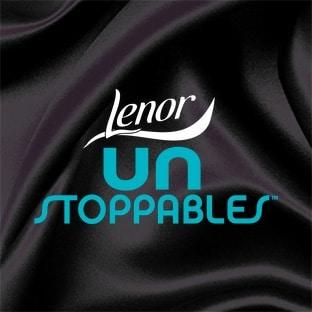 Echantillon gratuit de Lenor Unstoppables : 3000 doses offertes