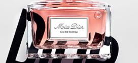 Recevez un échantillon gratuit du parfum Miss Dior
