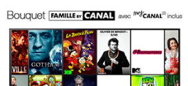 Free : Bouquet TV by Canal à 4,99€ (Freebox Mini 4K et Crystal)
