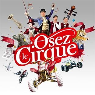 Jeu Cirque Arlette Gruss : 28 lots de 4 places carré or à gagner