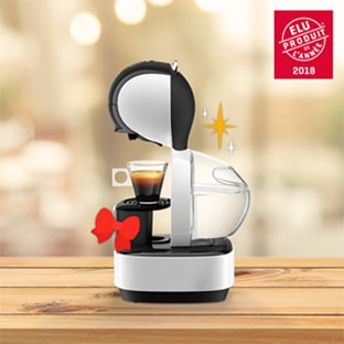 Jeu Elle à Table : 100 machines à café Dolce Gusto Lumio