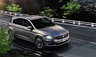 Voiture Fiat Tipo à gagner