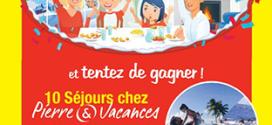 Jeu Findus & Magasins U : 10 séjours et 400 cartes cadeaux