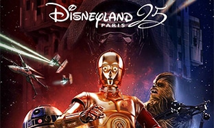 Jeu Hop : 1 an de billets d'avion et 12 lots Disneyland Paris