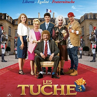 Jeu Les Tuche 3 : 500 places de ciné et 50 coffrets DVD à gagner