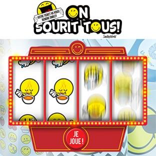 Jeu On Sourit Tous Carrefour : Séjour en Europe et 838 lots