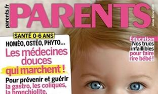 Abonnement magazine Parents pas cher à 14,90€ (-63%)