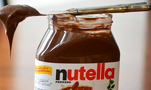 pots de Nutella gratuits offerts par BUT