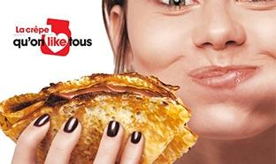 Jeu Chandeleur Nutella.com : 2'500 Crep'Party Tefal à gagner