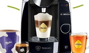 Promo Tassimo : Machine Joy + 8 paquets