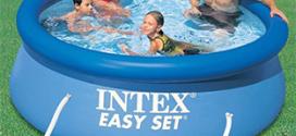 Soldes Decathlon : Kit Piscine Intex Easy Set à 24,99€ (-50%)