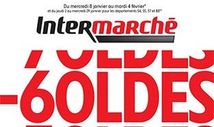 Catalogue Soldes d'hiver Intermarché 2020 : Jusqu'à -70%