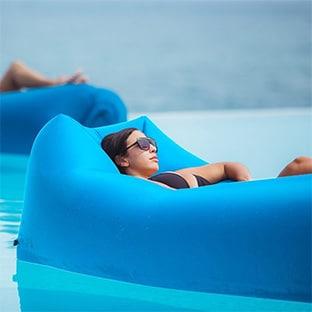 soldes sofa pouf gonflable pas cher 11 99 68. Black Bedroom Furniture Sets. Home Design Ideas