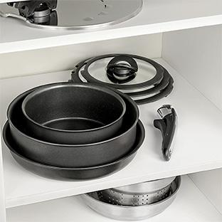 Soldes Tefal Ingenio : Jusqu'à -55% sur les poêles et casseroles