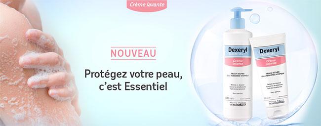 testez la crème lavante Dexeryl Essentiel avec The Insiders