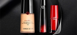 Test cosmétiques Giorgio Armani : 280 lots de 3 produits gratuits
